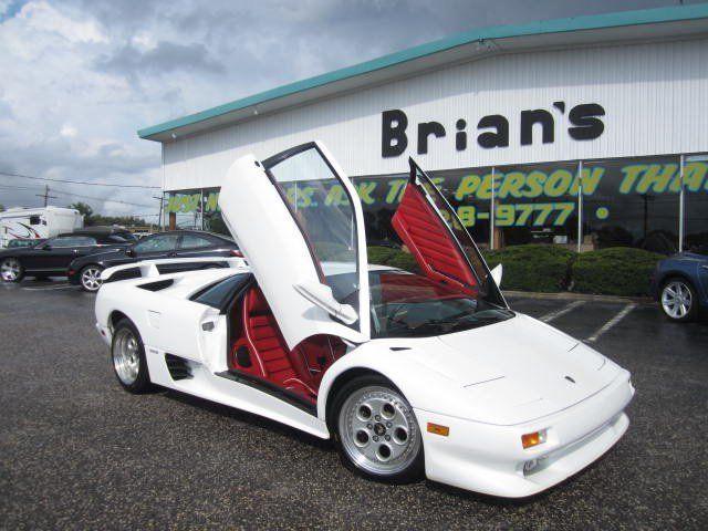 1996 Lamborghini Diablo http://www.iseecars.com/used-cars/used-lamborghini-for-sale