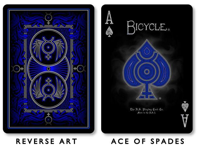 'Quicksilver' Playing Cards Deck by Russell Kercheval — Kickstarter