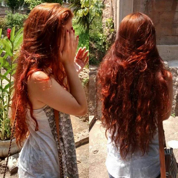 Mehndi Henna On Hair : Henna mehndi on hair makedes