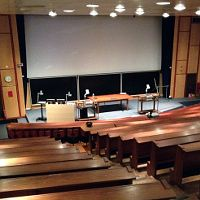 Department of Engineering - Lecture Theatre and Meeting Room Booking System
