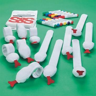 Slap A Snake Craft Kit Makes 12 Day 2