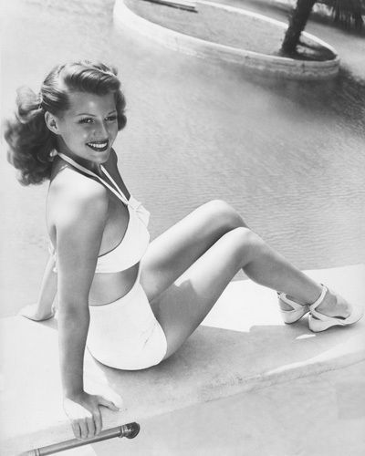 Rita Hayworth, 1943 - Kobal Collection Prints - Easyart.com
