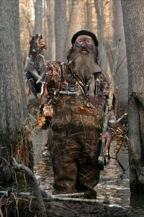 Phil The Original Duck Commander!