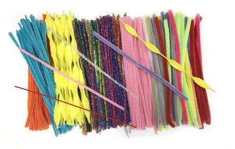 Chenille Sticks/ Pipe Cleaners : Craft, Craft.com.au: Australia's Craft Supplies Superstore