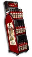 Duplin Wines - Custom Point of Purchase (POP) Display