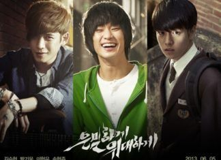 What are your 5 most favorite South Korean movies?