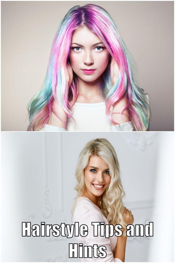 Suchen Sie nach Haarpflegetipps? Haare und Schönheit.