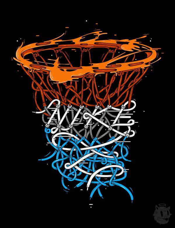 DXTR para Nike.  http://www.behance.net/gallery/NIKE-x-DXTR-Spring-Summer-2012/4349463