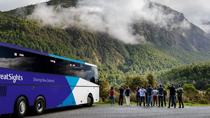 I spent almost 14 years as a coach driver.  In that time I worked with people from all over the world. It was a job I enjoyed immensely, travelling round mainly the South Island of NZ, working with people who were on holiday.