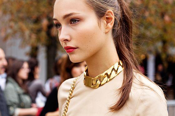 fabulous collar necklace