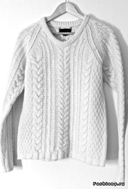 Свитеромания / вяжем свитера