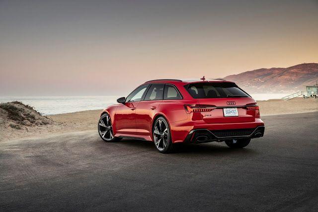 2020 Audi Rs 6 Avant 2020 Audi Audi Rs Audi