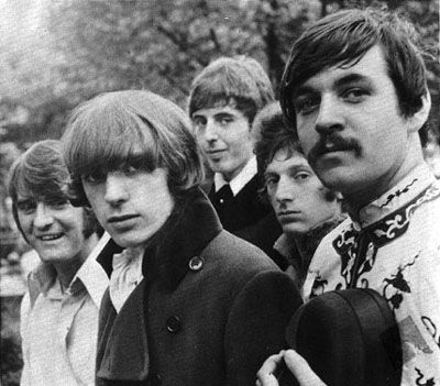 "Procol Harum ""A Whiter Shade of Pale"" from their debut self-titled album (1967)"