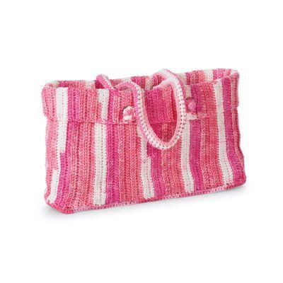 Jingle & Jolly Crochet Bag