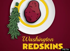 Redskins name change?