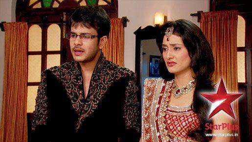 Ishaan and Suhana fail to convince Radha