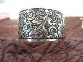 Rodeo Tales & Gypsy Trails: Travis Stringer - Western Wedding Rings & More!!!