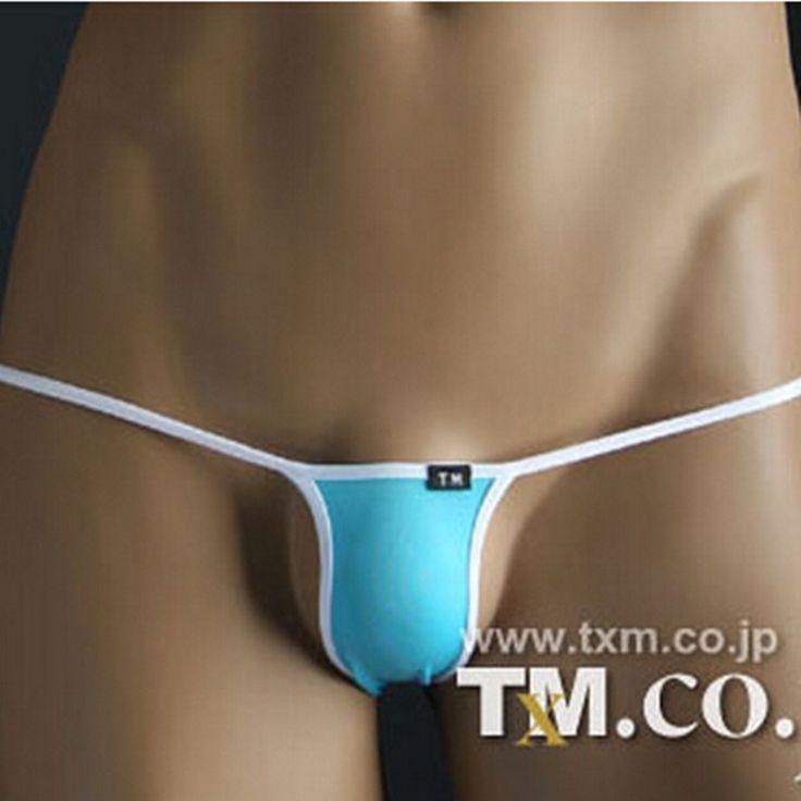 2015 TM sexy g-string,strings mens thong gay men underwear sexy bikini pria pakaian seksi, Laki-laki halus ultra low sire #Affiliate
