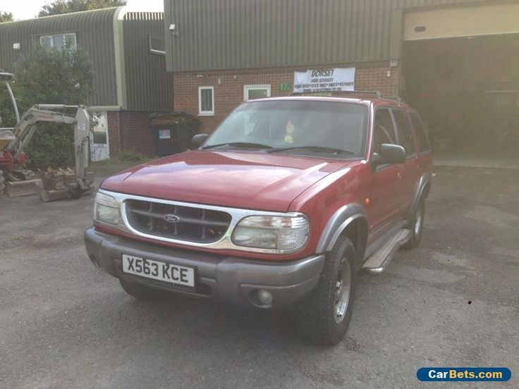 ford explorer 4.0 v6 ideal tow car short mot spares or repairs #ford #explorer #forsale #unitedkingdom