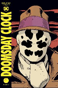 Rorschach Featured on Lenticular Cover for Doomsday Clock #1