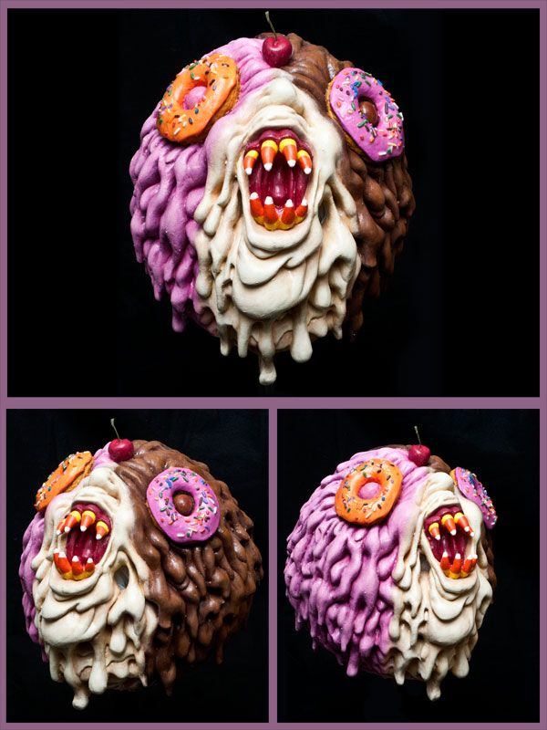 "Alex Pardee's TUMBLRCULOSIS | ""THE AROMA"" Mask Is Finally Here"