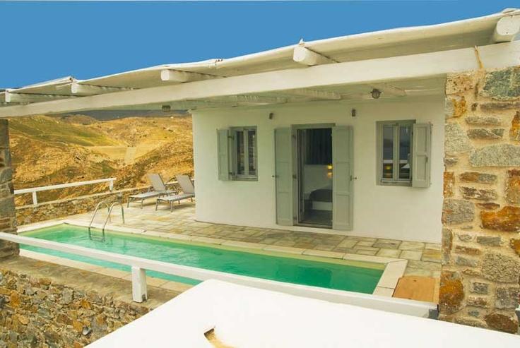 Rizes hotel Serifos Greece