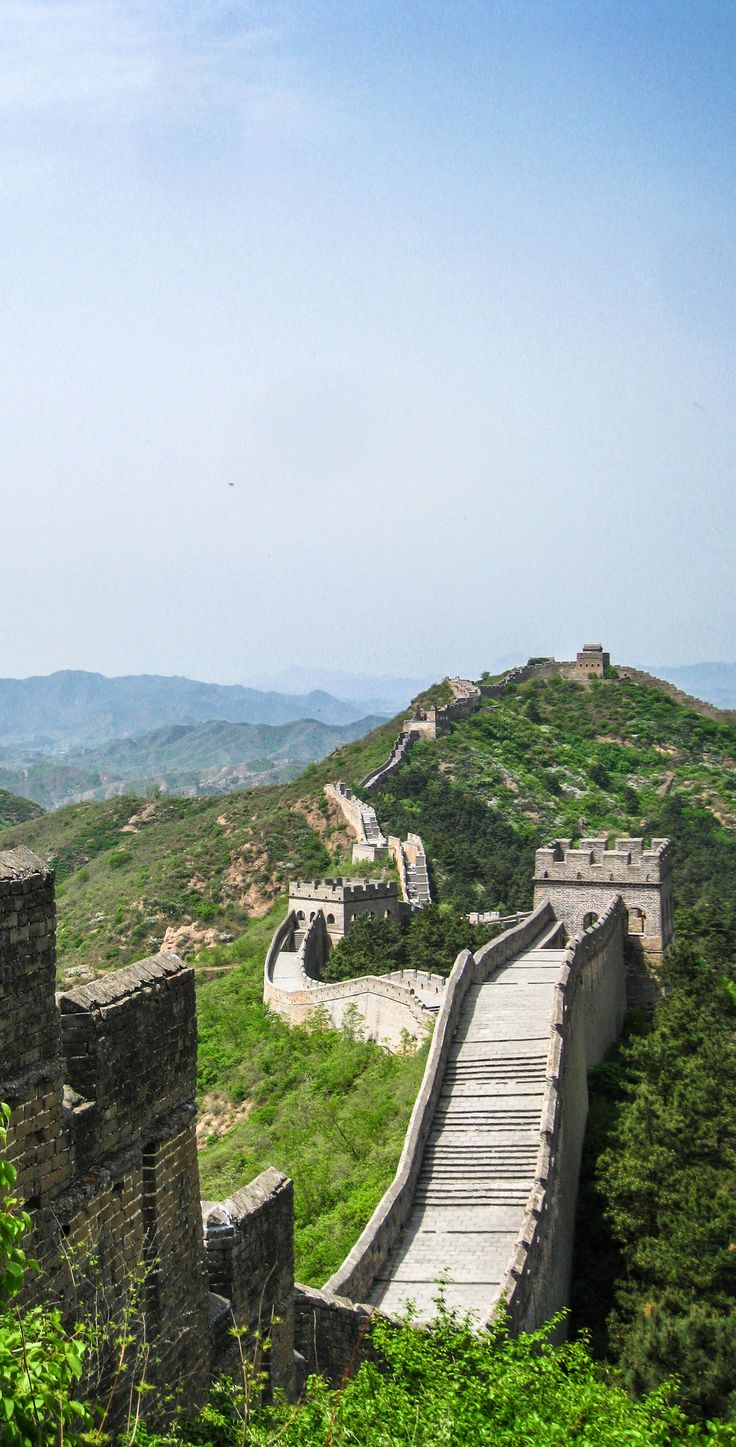 The impressive wall of China. Life has taken me to some pretty awesome places. No complaints on my end.