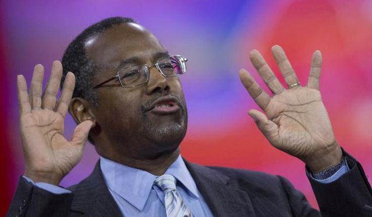 Ben Carson Presidential Candidate 2016