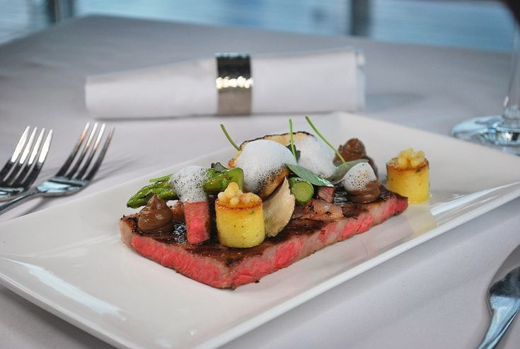 Besides salt and pepper, Australian Kobe Rib-Eye steak is good to grill medium, serve with asparagus sautéed, fondant potatoes and top with truffle brie cheese foam and shaved truffle. It will definitely WOW you.  Looking for best ingredients? Visit our site: http://www.angliss.com.hk    #AnglissHK #Angliss #AnglissHongKong #FoodSupplier #FoodSupplierHK #FoodandBeverage #HongKong  #foodie #foodies #foodieshk #foodiehk #hkfood #hkfoodblogger #hk #foodlovers #pastry #gourmet #gourmetfood…