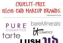 TOP CRUELTY-FREE MID & HIGH-END MAKEUP BRANDS – 2017