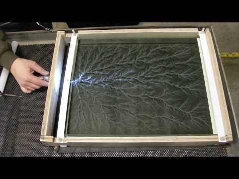 How to catch lightning: the magic of Lichtenberg figures | Cosmos