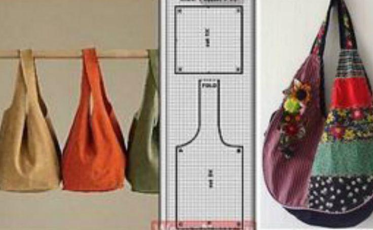 Eccoci qui a parlare di borse fatte a mano, nelle mie scorribande sul web ho trovato un bel po' di tutorial per poter realizzare questo accessorio tanto a