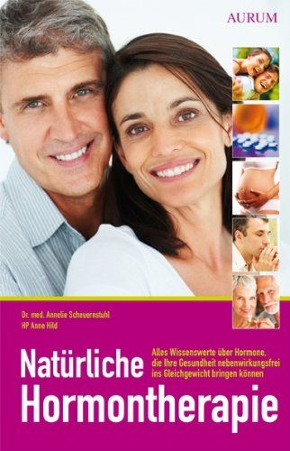 Natural Hormone Therapy. | Dr. med. Annelie Scheuerstuhl · HP Anne Hild  | 190 pp. | 6th edition Spring 2012 | HEALTH | €14,80 | #TheWittmannAgency represents: World rights. | Rights sold: Czech Republic | If our natural hormone situation is out of balance, e.g. during puberty, after pregnancy, when women and (even) men are in their autumn years, then there may be many discomforts and health issues. This book helps!