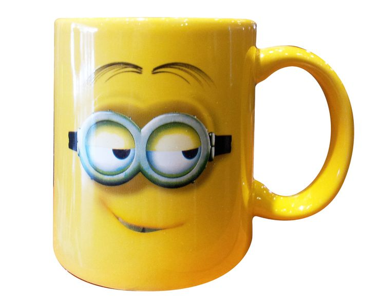 Despicable Me Dave Coffee Mug Cup from Minion Mayhem Universal NEW