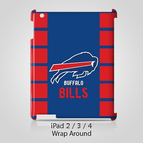 Buffalo Bills Case for Apple iPad 2 3 4