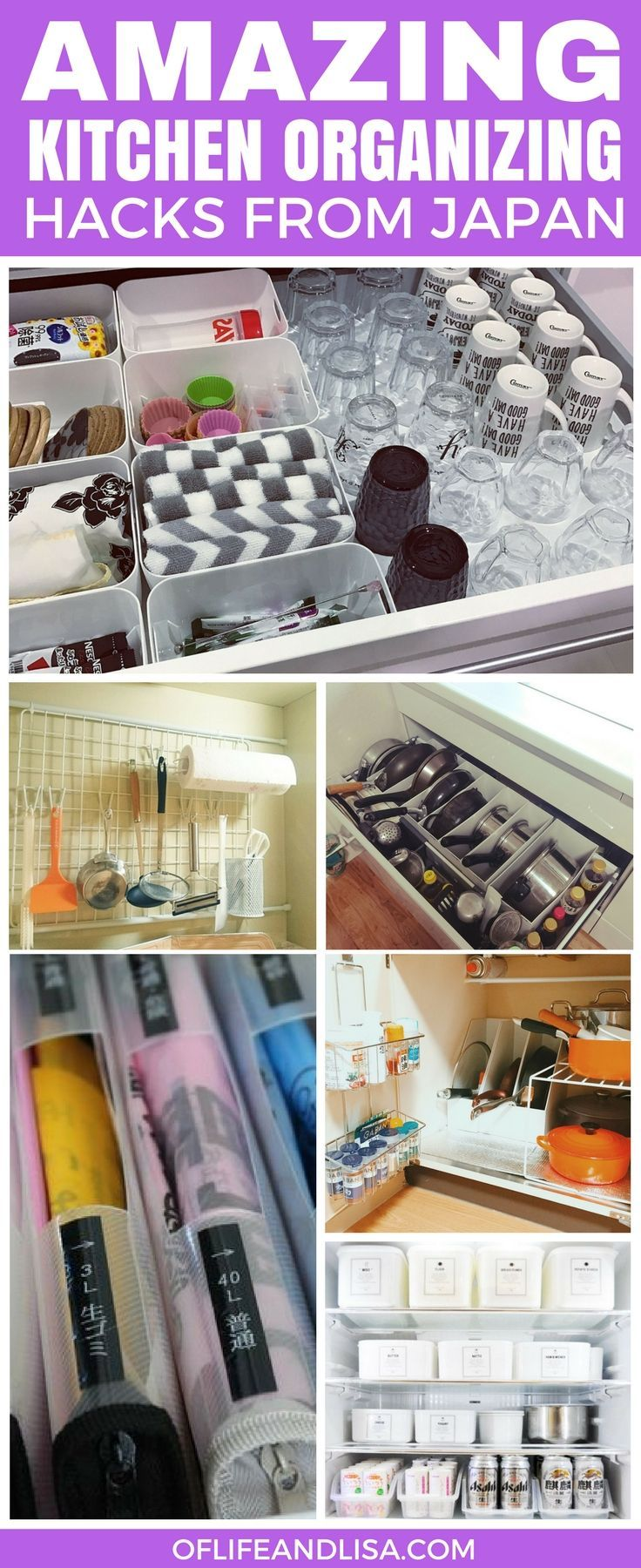 7 Mind Blowing Kitchen Organizing Ideas From Japan Top Creative