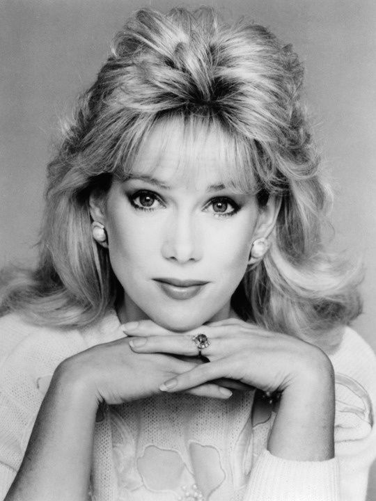 Julia Duffy was my crush back in the 1980s