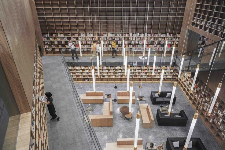 Gallery of CREC Sales Pavilion & Library / Van Wang Architects - 1