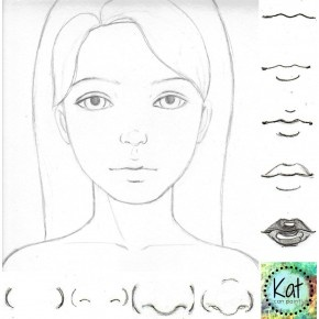 How to Draw Tutorials - for my talented artist.