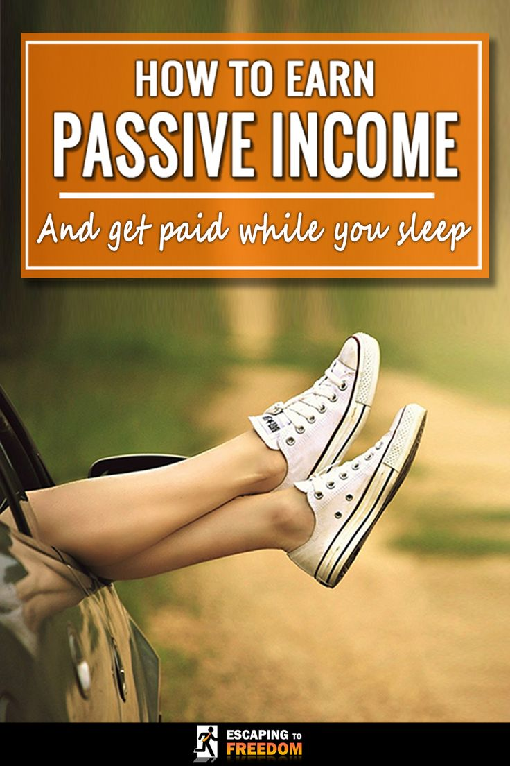 Passive income is almost magical! You put in the work once and you KEEP GETTING PAID. For years!! You can literally get paid to do nothing - even while you sleep. This article covers the essence of what passive income is, and how you can start earning it!