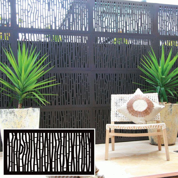 Outdeco® Gardenscreen™ Bungalow™The Block Shop - Channel 9