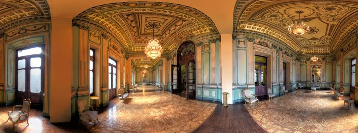 17 best images about palaces in quito on pinterest for Espejos salon