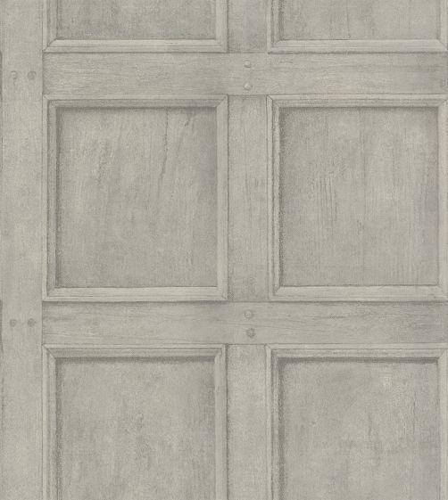 Regent Grey wallpaper by Andrew Martin