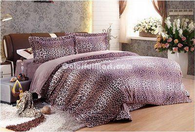 Rafael Cheetah Print Bedding Sets [101201000009] - $279.99 : Colorful Mart, All for Enjoyment