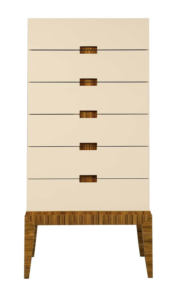 wood base bed furniture design cliff. Angelina Highboy From Cliff Young Has A Zebra Wood Base, Legs And Finger Pull Inlays. The Drawers Are Lacquer With Satin Finish. Base Bed Furniture Design