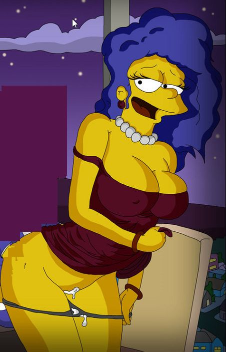 Simpsons Porn Bart And Marge