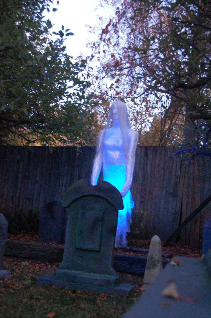 Dead Ends Yard Haunt 20th Season (2016) cemetery ghost