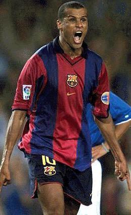 Rivaldo   #Barca #10