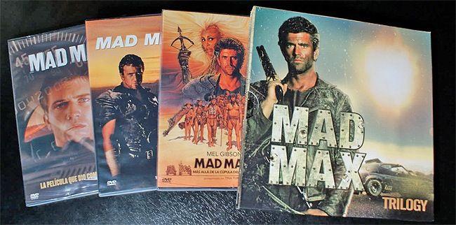 Mad Max la saga