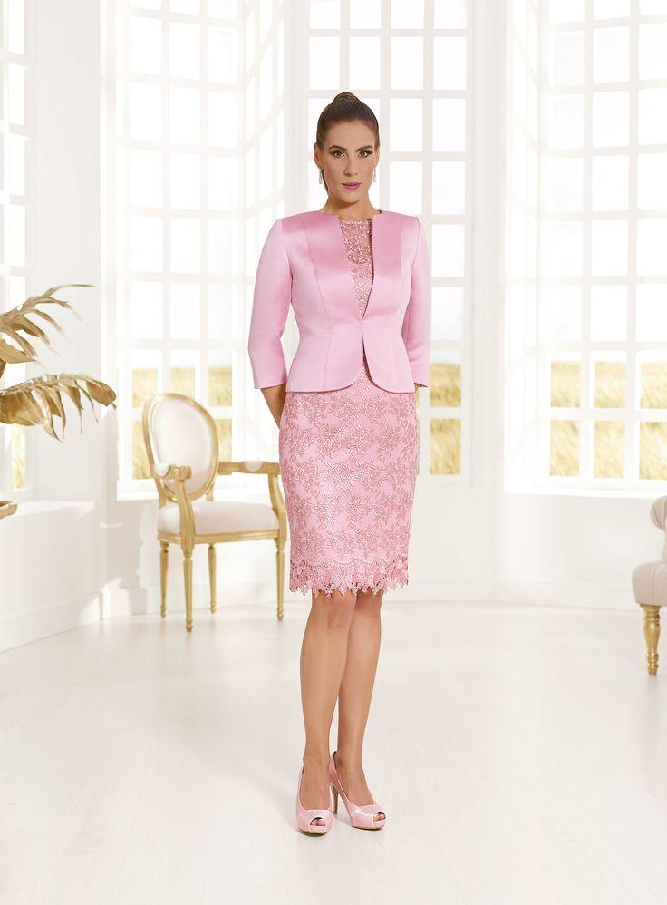 8 best vestidos de novia images on Pinterest   Short wedding gowns ...